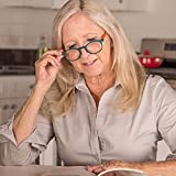 Gamma Ray Reading Glasses - 4 Pairs Spring Hinge
