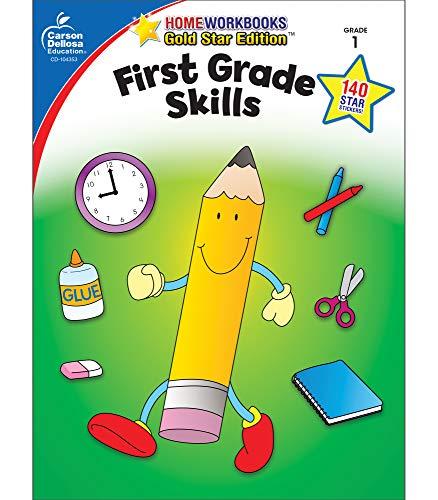 First Grade Skills (Home Workbooks)