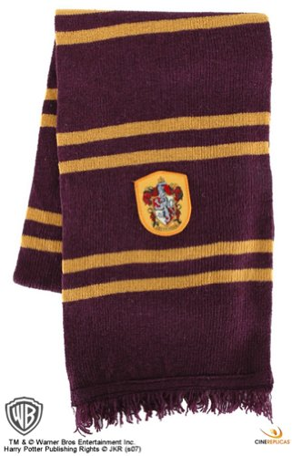 Harry Potter Lamb's Wool Gryffindor House Scarf