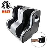 Product review for U.S. Jaclean Shiatsu Leg Massager with Heat [ETL Certified]