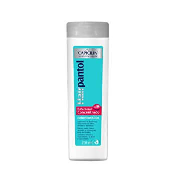 Amazon.com : Linha Hair Pantol Capicilin - Condicionador 250 Ml - (Capicilin Hair Pantol Collection - Conditioner 8.45 Fl Oz) : Beauty