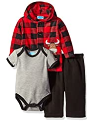 "Bon Bebe Baby Boys' ""Wild One"" 3-Piece Outfit"