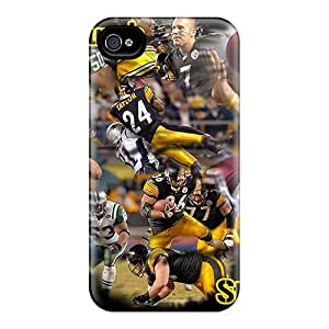 Sanp On Cases Covers Protector For Case HTC One M7 Cover (pittsburgh Steelers)