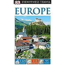 DK Eyewitness Travel Guide: Europe