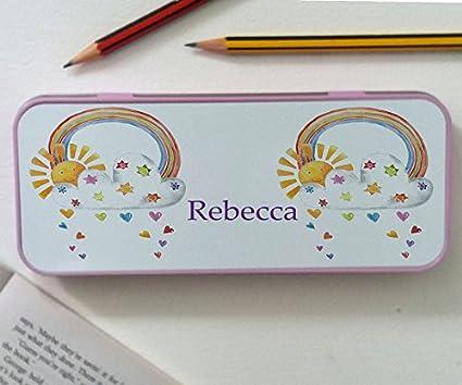 Personalizado estuche, lápiz lata, diseño de latas de ...