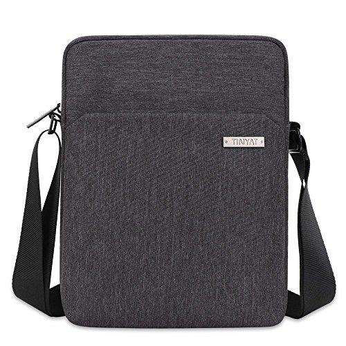 TINYAT Fashion Men's Shoulder Bag Handbags Briefcase for the Office Messenger Bag T512