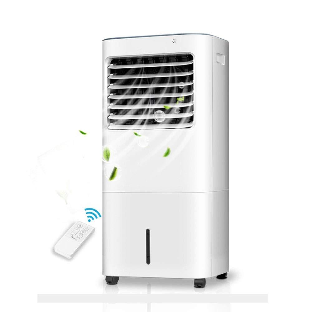 QFLY 蒸発クーラーポータブルエアコン3スピードポータブル加湿器多機能空気清浄機サイレンサー付きクーラー B07TPFMQHL