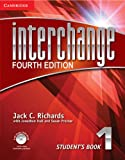 img - for Interchange Level 1 Student's Book with Self-study DVD-ROM (Interchange Fourth Edition) book / textbook / text book