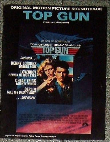 Top Gun Original Motion Picture Soundtrack Pianovocalchords