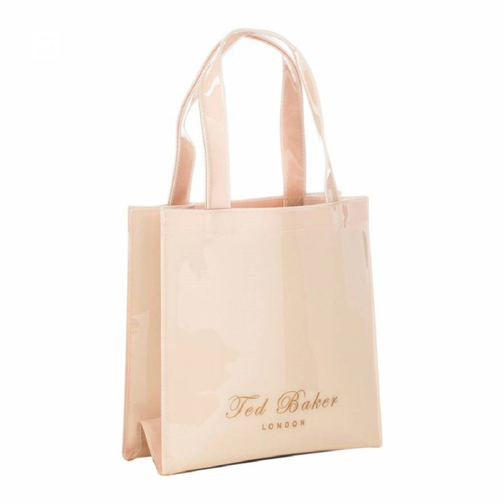 df8de76553317e Ted Baker Small Icon Tote Bag in Nude Pink  Amazon.co.uk  Shoes   Bags