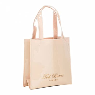 0c2b00b18bef32 Ted Baker Large Icon Tote Bag in Nude Pink  Amazon.co.uk  Shoes   Bags