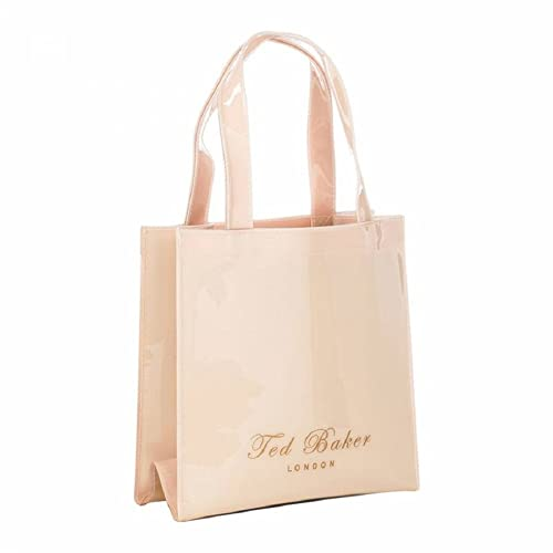 570d5ebeada6dd Ted Baker Small Icon Tote Bag in Nude Pink  Amazon.co.uk  Shoes   Bags