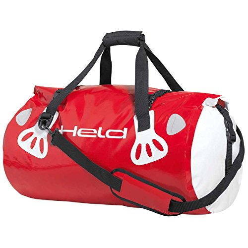 Carry Held UK Red Bag PVC Motorcycle 30L Waterproof Tail wtqdZnxv8