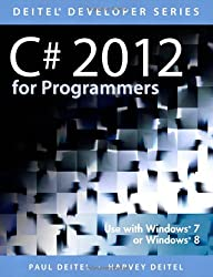 C# 2012 for Programmers (5th Edition) (Deitel Developer Series)