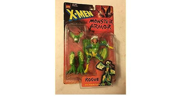 X-Men Monster Armor Rogue Action Figure: Amazon.es: Juguetes ...