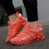 UMYOGO Slip On Breathe Mesh Walking Shoes Women