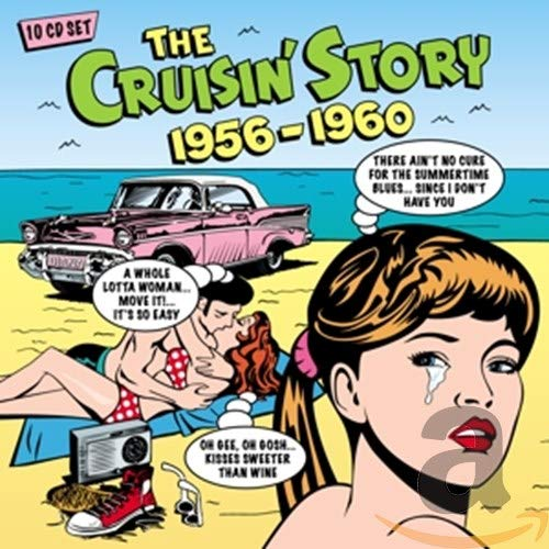 Large-scale sale The Long-awaited Cruisin' Story 1956-1960