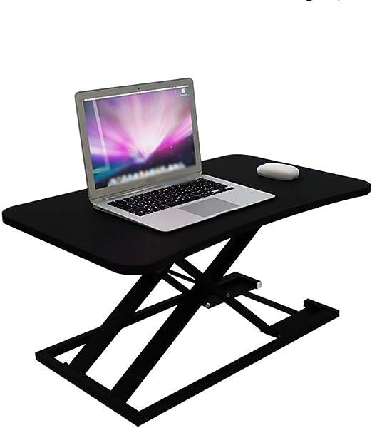 HAKN Stand-up Computer Desk, Escritorio Plegable para Laptop Mesa ...