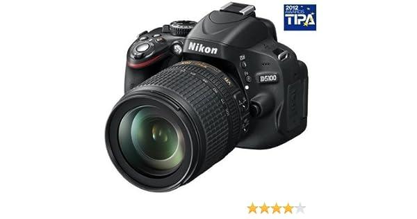 NIKON D5100 + objetivo AF-S VR DX 18-105 mm: Amazon.es: Electrónica