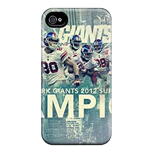 Great Hard Cell-phone Cases For Iphone 6plus With Provide Private Custom Vivid New York Giants Image ErleneRobinson