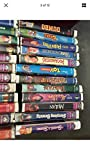 Vaulted 26 Classic Disney VHS Video Tapes Dumbo Aladdin Bambi Snow White