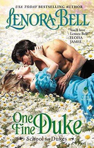 Book Cover: One Fine Duke: School for Dukes