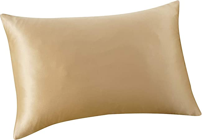 ALASKA BEAR Natural Silk Pillowcase