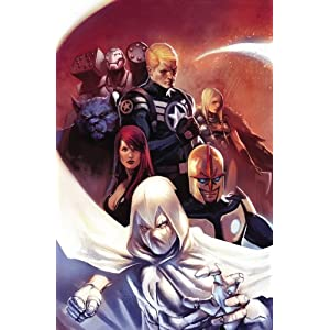 Secret Avengers - Volume 1: Mission to Mars