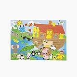 Design Your Own Noah's Ark Sticker Scene (1 dz)