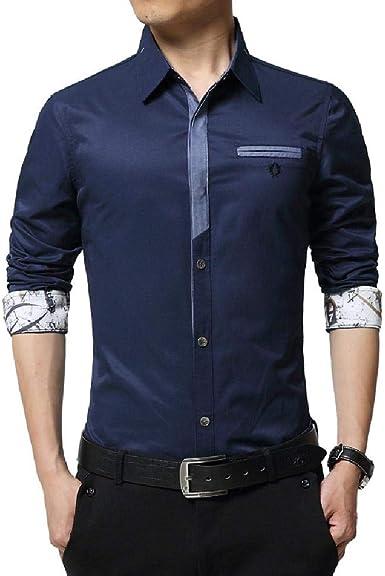 GGYYY para Hombre de la Camisa Fleece - Superior Respirable, Camisa de Trabajo, de Secado rápido, Ropa de Invierno - para el otoño Pasear, Acampar: Amazon.es: Ropa y accesorios