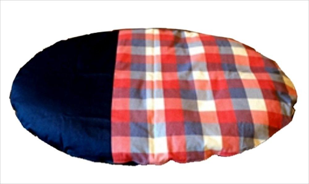 笹屋 日本製 Japan マルチチェック Naps いねむり布団 (小)   B077G4DYDC