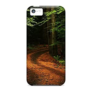 FEccncT1924mYNFq Jesussmars Summer Forest Road Feeling Iphone 5c On Your Style Birthday Gift Cover Case