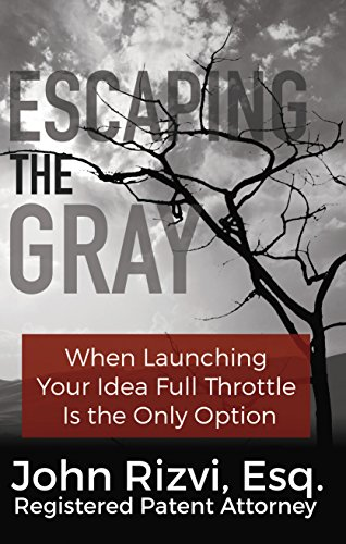 Escaping The Gray: When Launching Your Idea Full Throttle Is The Only Option by John Rizvi ebook deal