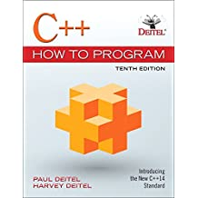 C++ How to Program (Early Objects Version), Student Value Edition (10th Edition)
