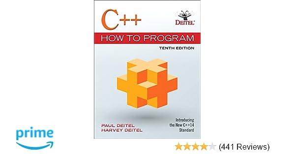 Amazon c how to program 10th edition 9780134448237 paul amazon c how to program 10th edition 9780134448237 paul j deitel harvey deitel books fandeluxe Images