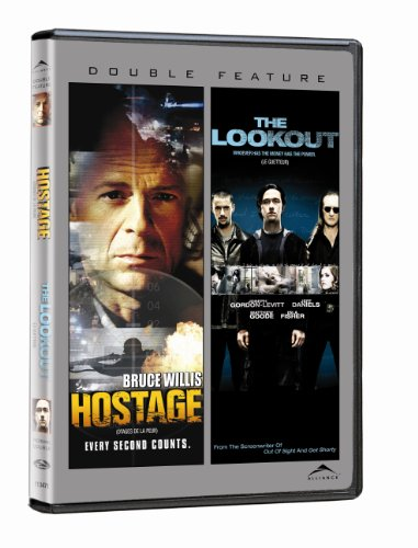 Hostage / The Lookout (Double Feature)