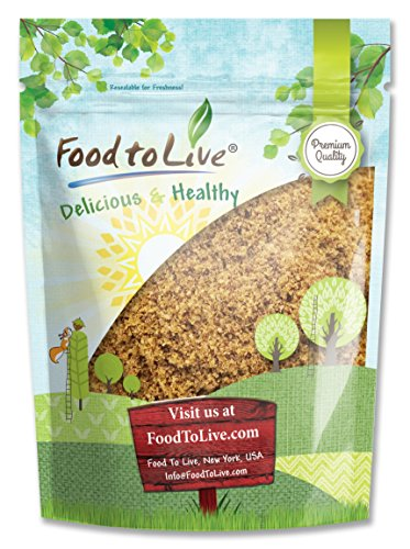 Broccoli Concentrate (Broccoli Sprout Powder by Food to Live (Kosher, Bulk) — 1 Pound)