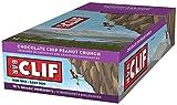 CLIF BAR - Energy Bar - Chocolate Chip Peanut Crunch - (68 Gram Protein Bar, 12 Count)