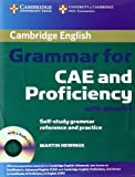 Cambridge Grammar for CAE and Proficiency, Martin Hewings, 0521713757