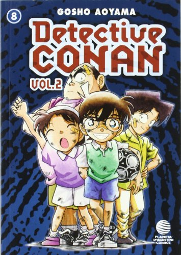 Descargar Libro Detective Conan Ii Nº 08 Gosho Aoyama
