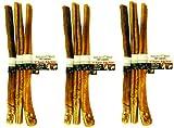 (3 Pack) Best Buy Bones, Odor-Free Bully Sticks, 12 Inch, 3 Sticks each
