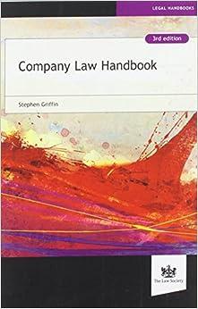 Book Company Law Handbook
