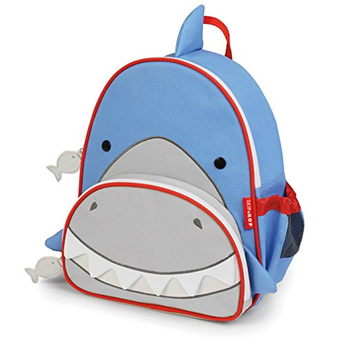 Skip Hop Zoo Pack Backpack - Shark