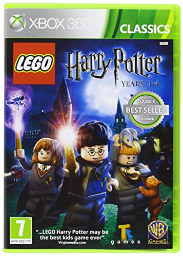 Lego Harry Potter 1-4 Classics (Xbox 360)