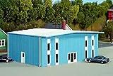 Échelle H0 Kit De Montage 2 Maison ÀÉtages Immeuble De Bureaux