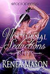 Nocturnal Seductions: Rhys (Symphony of Light Book 4)