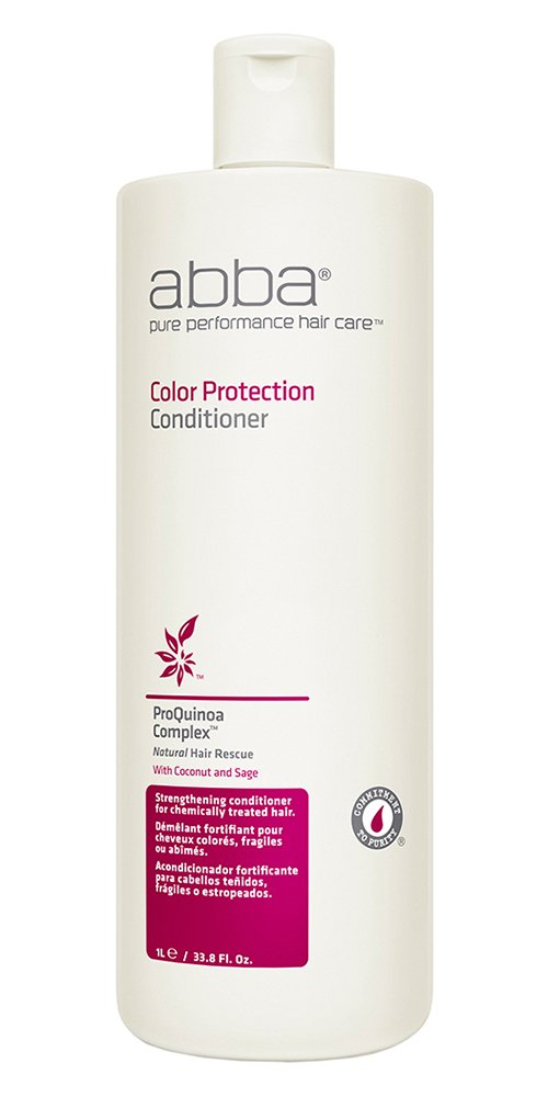 Pure Color Protect Conditioner by ABBA for Unisex - 33.8 oz Conditioner U-HC-1793