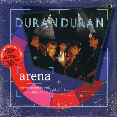 Arena Duran Duran Cd Covers