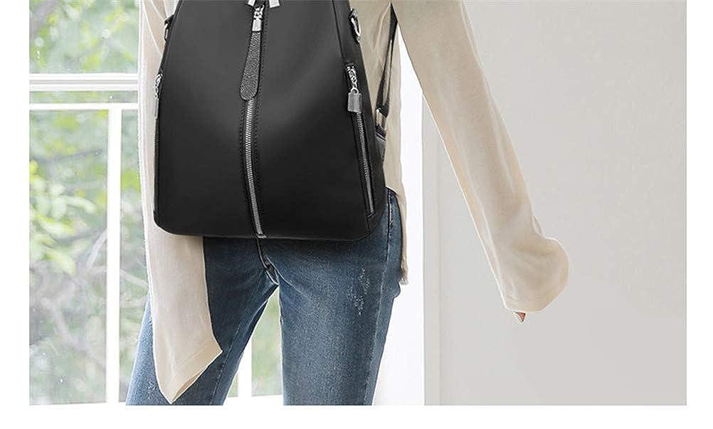 VHVCX Doppel-Reißverschluss Rucksack Multifunktions Oxford School School School Taschen Rucksäcke für Mädchen weiblich Vintage-Rucksack Damen Schulter -rucksack B07LF3695T Daypacks eine breite Palette von Produkten f65aed