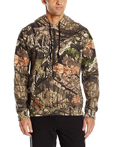 Mossy Oak Camouflage Shorts - Mossy Oak Men's Camo Hoodie, Camouflage, X-Large